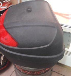 Кофр большой на 2 шлема