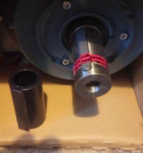 Двигатель, 5,5кв ABB m2aa 132m