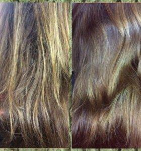 Спа-лифтинг для волос