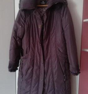Пальто новое 52-54 размер