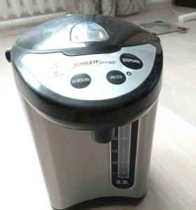 Чайник-термос, термопот.
