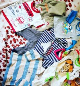 Одежда пакетом 62-74