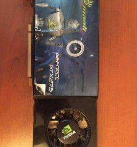 Видеокарта GeForce GTX275