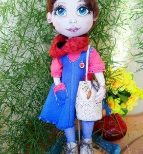 Куклы ручной работв