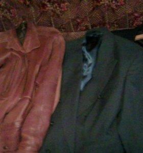 костюмы+куртка+пухов.