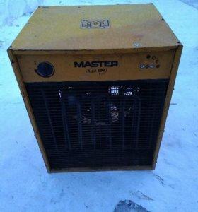 Электрокалорифер 380 В.