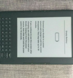Amazon kindle 3 keyboard