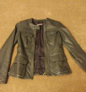 Куртка кожаная Sagitta