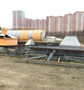 Недоукомплектованный Бетонный завод