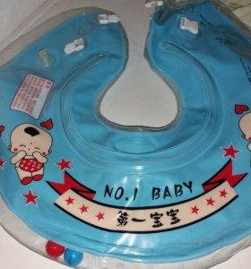 Круг для плавания 0 - 24 мес (в наличии 3 цвета)