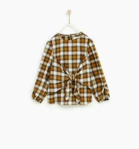 Zara, рубашка 11-12/152