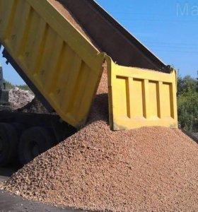 Щебень и песок, пгс, пщгс, окатыш