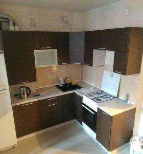 Кухня по индивидуальным размерам, угловая