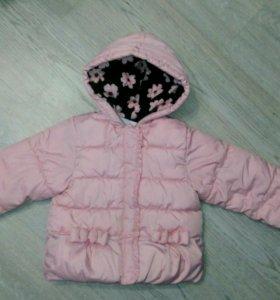 Куртка Crazy8 (осень-зима) на 2-3 года