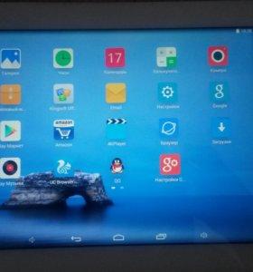9.7 retina дисплей 4 ядерный планшет Onda V973