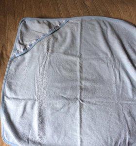 Полотенце для новорождённых б/у