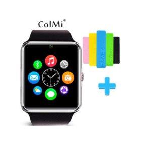 Часы Smart Watch и PowerBank в подарок