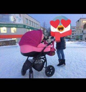 Детская коляска Willi 3 в 1