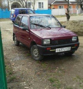 ВАЗ 1111 Ока 0.8МТ, 2000, купе