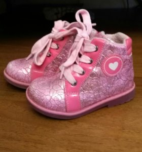 Ботинки 23 размер для девочки
