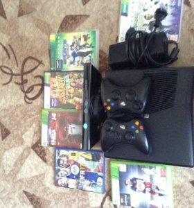 Xbox360 (БЕЗ ЖЁСТКОГО ДИСКА)