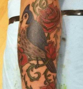 Тату, татуировка, татуля, tattoo