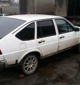 Volkswagen Passat, 1986