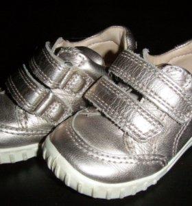 кроссовки для девочки ecco