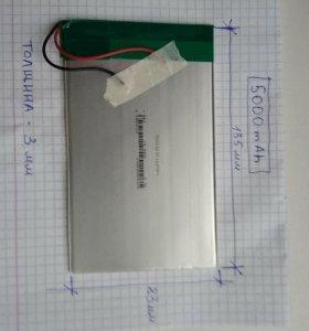 Аккумулятор для планшетов.5000mAh