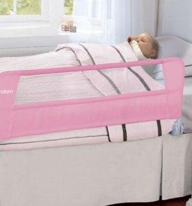 Защитный бортик Lindam на кровать