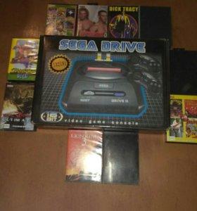 Sega drive 2 продам