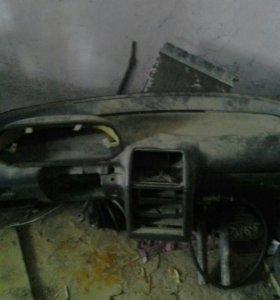 Ваз 2110:двери, панель, проводка, сидения, печка