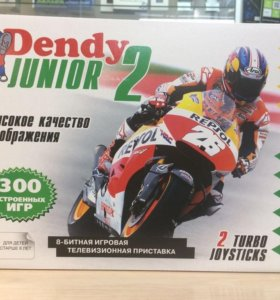 Игровая приставка Dendy junior 2.