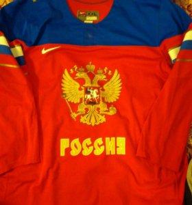 Хоккейный свитер, сборная россия