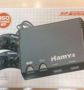 Игровая приставка Hamy 4 (Dendy + SEGA)