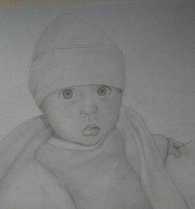 Портрет вашего малыша