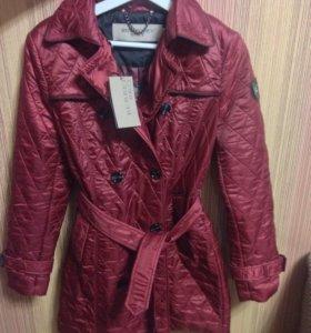 Пальто-Плащ Burberry