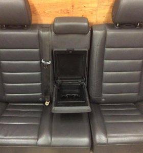 Задний сиденье Volkswagen Tuareg