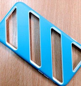 Чехол для IPhone 6/6s Plus из эластичного пластика