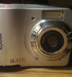 Фотоаппарат KODAK 8.1 Мп