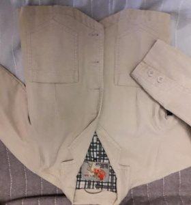 пиджак на 6 лет