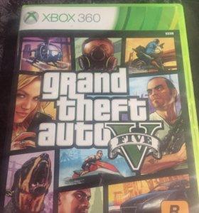 GTA 5 Xbox 360 лицензия