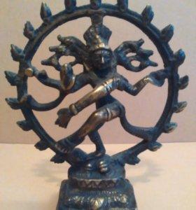 Статуэтка танцующего Шивы