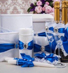 Украшения/набор свадебных аксессуаров