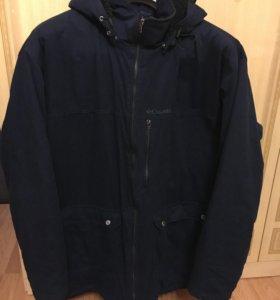 Куртка зимняя Columbia XXL