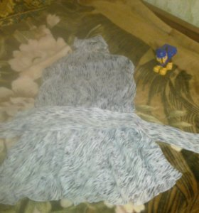 новое платьице фрокомина