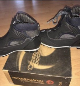 Лыжные ботинки Rossignol X-3 р.37-38