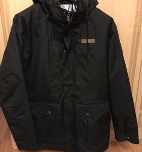 Новая Куртка зимняя 2в1 Columbia XXL
