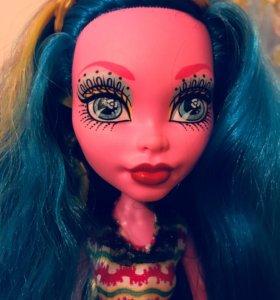 Кукла Гулиопа джелингтон монстер хай