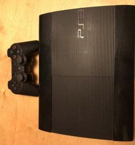 Приставка Sony PS3